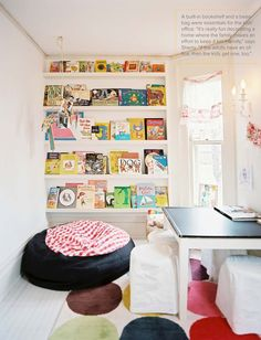 Play room: All of it. Lonny.