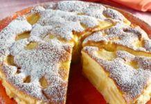 Fantastický jablečný koláč s nadýchaným těstem a nejlepší chutí!