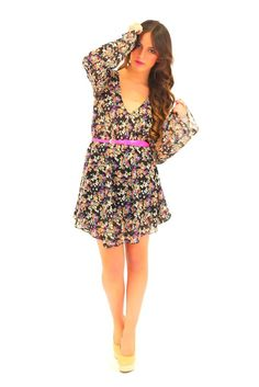 FOR LOVE AND LEMONS Daytripper Dress