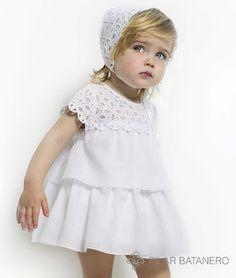 Pilar Batanero, una colección de moda infantil impresionante para esta primavera-verano http://www.minimoda.es