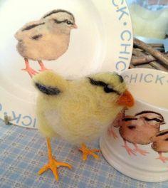 Emma Bridgewater Chick plate and mug