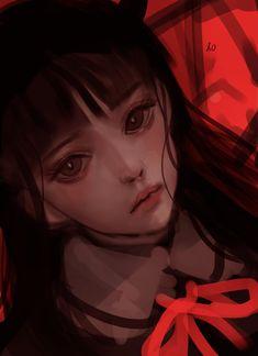 New Cool Art Pictures Ideas Anime Art Girl, Manga Art, Character Illustration, Illustration Art, Cute Drawings Of Love, Internet Art, Goth Art, Art Sketchbook, Art Pictures