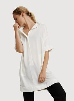 Shop for the Great Lengths Blouse at Kit and Ace. Kit and Ace provides technical clothing for men and women.