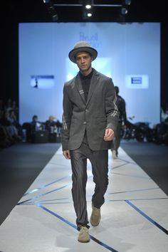 Belgrade Fashion Week. Bata Spasojevic AW 2014