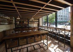 [Krieger, 07/04/12] Governor is the third restaurant from Tamer Hamawi, Elise Rosenberg, Emelie Kihlstrom, and chef Brad McDonald.  Their first restaurant, Colonie, opened a year and a half ago,...