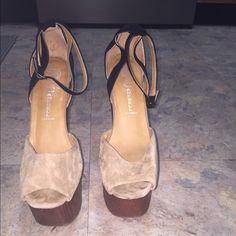 Selling this Jeffrey Campbell Str8t Up in my Poshmark closet! My username is: newills37. #shopmycloset #poshmark #fashion #shopping #style #forsale #Jeffrey Campbell #Shoes