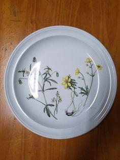 """Portmeirion la reina oculto jardín 8 1/2"""" plato de ensalada"""
