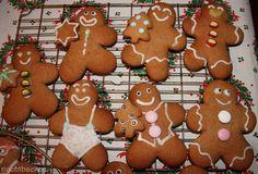 Süßer Honigkuchen entstanden zum Adventskalender von Nekcab! | Rezepte rund ums Backen von Muffins, Cupcakes, Kuchen &Co. auf nachtbacken.wordpress.com
