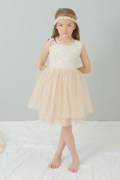 Vestido modelo Lucia Dulce Victoria