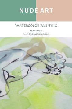 Beautiful and artistic prints where the human body, watercolor and line art come together to show a collection full of delicacy. Perfect to express your love for nature and feminity, these are prints will decorate your home with an elegant and artistic style, with the good taste of nude art and the special touch of watercolor shades. Click to see the whole collection. Watercolor And Ink, Watercolor Paintings, Colorful Artwork, Feminist Art, Human Body, Line Art, Artworks, Fine Art Prints, Nude