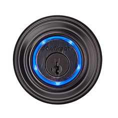 Kwikset 925 Kevo Single Cylinder Bluetooth Enabled Deadbolt for iPhone 4S and Higher Satin Nickel - Door Dead Bolts - Amazon.com