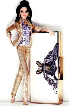 Clutche Lanvin - Barbie para Vogue