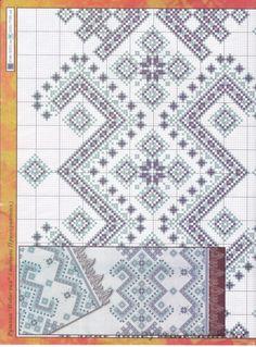 Gallery.ru / Фото #32 - рушники3 - pytuvskaja Folk Embroidery, Geometry, Needlework, Textiles, Quilts, Blanket, Rugs, Pattern, Cross Stitch