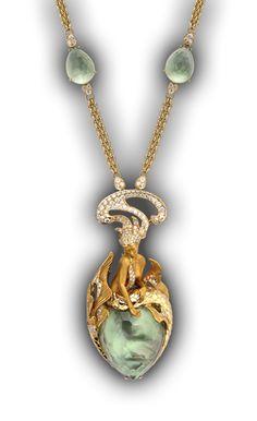 Adornment Sea Jewelry, Mermaid Jewelry, Art Deco Jewelry, High Jewelry, Jewelry Design, Fantasy Jewelry, Jewelry Photography, Jewelry Collection, Antique Jewelry