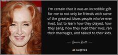 TOP 25 QUOTES BY BONNIE RAITT (of 91) | A-Z Quotes