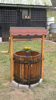 Studňa bez vody :-)