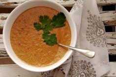 Thai-Style Tomato Soup - a big bowl of Autumn!