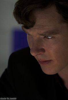 "nixxie-fic: "" New Sherlock Edit - from 'The Reichenbach Fall' - """