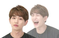 Image discovered by ❆. Find images and videos about kpop, funny and SHINee on We Heart It - the app to get lost in what you love. Funny Kpop Memes, Exo Memes, Dankest Memes, Meme Faces, Funny Faces, K Pop, Baekhyun, We Heart It, Shinee Onew