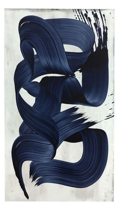 View Take 118 - Blue Black by James Nares on artnet. Browse upcoming and past auction lots by James Nares. Contemporary Abstract Art, Modern Art, James Nares, Art Texture, Kunst Inspo, Art Sculpture, Abstract Sculpture, Hanging Art, Oil Painting On Canvas