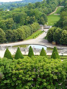 Greater Paris, Cœur de Seine District, Saint-Cloud Park, Saint-Cloud