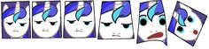 Shining Armor Stamps by Toonamp.deviantart.com on @DeviantArt