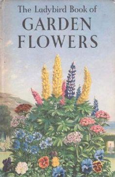 Ladybird book flowers