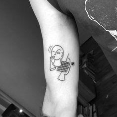surrealist tattoos daisy watson picasso modern art