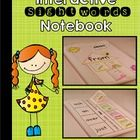 Sight Word Interactive Notebook Bundle: This Sight Words List 3 Bundle has been designed for students learning high frequency words. Perfect for th...