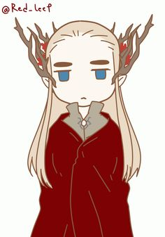 Thranduil and Legolas | Surprise !!