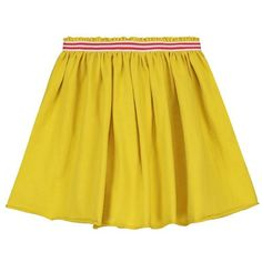 Bengh 2016 | Kixx Online kinderkleding babykleding www.kixx-online.nl Skirts For Kids, Cheer Skirts, Yellow, Fabric, Madness, Things To Sell, Sewing, Fashion, Tricot