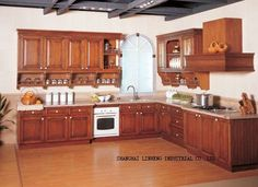 Amazing American Kitchen Cabinet Design Simple Syte Wooden Varnished Brown Mahogany Lacquired Awesome Classic Vintage Placerville Ca Tucson Inc Made Standard Solid Wood Kitchen Cabinets, Plywood Kitchen, Solid Wood Kitchens, Kitchen Cabinet Styles, Painting Kitchen Cabinets, American Kitchen, Kitchen Fixtures, Kitchen Design, Kitchen Ideas