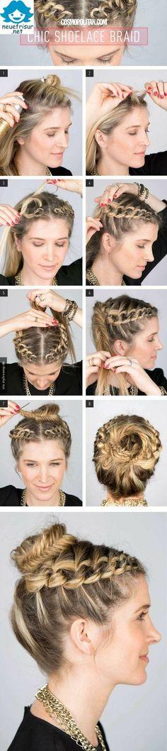 Flechten Mal Anders Wir sind hier mit einer besseren Frisur über Perfektion. Wenn dies unsere Frisur ist, sind eine Mischung aus Mesh-Modelle eine Kombination von Nachahmung und formal. Dies würde …