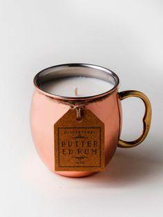 Buttered Rum - O L I V E & P E A R L