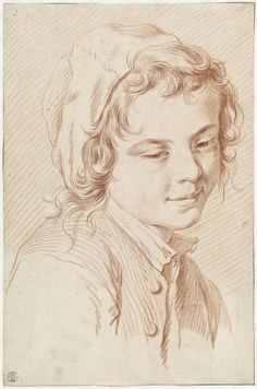 Tête de jeune garçon © National Gallery of Art, Washington