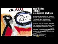 Paco Ibañez canta a José Agustín Goytisolo