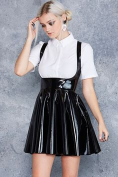 Show Us Ya Tops PVC Underbust Dress - Shape Shifter - Collections