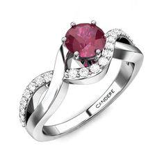 Nora Ruby Ring