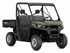 New 2017 Can-Am DEFENDER DPS HD10 ATVs For Sale in Georgia. Take control with the Defender DPS that features comfortable Dynamic Power Steering (DPS), lightweight wheels and tires, adaptable storage, Visco Lok and more to make your job easier.
