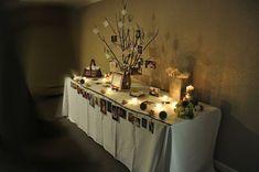 Memory table ... I like the branch idea
