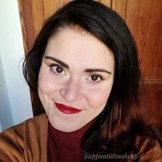Con l'henné di ieri i miei capelli sono raddoppiati un volume sembro tutta testa  dovrò fare delle trecce o mettere qualche prodotto disciplinante in più mi sa questa settimana  voi come avete passato la domenica? State facendo ponte o siete al lavoro?  #FOTD #faceoftheday #appuntidimakeup #igers #igersitalia #ibblogger #bblogger #igersroma #love #picoftheday #photooftheday #amazing #smile #instadaily #followme #instacool #instagood http://ift.tt/1TFKZ3u