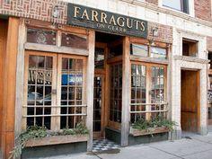 darts Farragut's