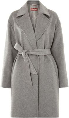 My Max Mara Grey Cashmere coat 2011: