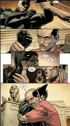 Batman retains his sanity bcuz Alfred is his hero. Math Comics, Marvel Dc Comics, Marvel Vs, Marvel Funny, Batman Y Superman, Batman Robin, Batman Art, Spiderman, Nightwing