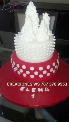 Elena 1st birthday