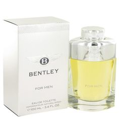 0ffe3dd1e9b1c Bentley By Bentley Eau De Toilette Spray 3.4 Oz 501447