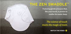 Nested Bean - Zen Swaddle for babies