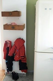 A neat idea to repurpose drawers