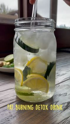 Water Infusion Recipes, Fruit Water Recipes, Health Smoothie Recipes, Detox Smoothies, Infused Water Recipes, Healthy Smoothies, Healthy Drinks, Diet Recipes, Healthy Water