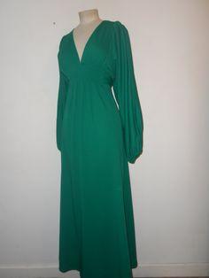 70's Ossie clark dress
